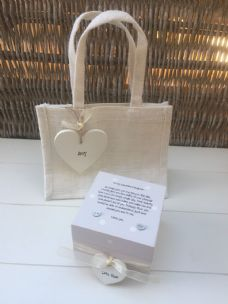Shabby Personalised Chic Special Daughter Gift Set From Mum Sentimental Present